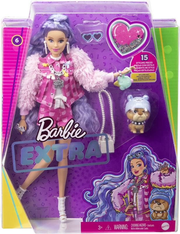 Wholesalers of Barbie Xtra Millie Periwinkle Hair toys