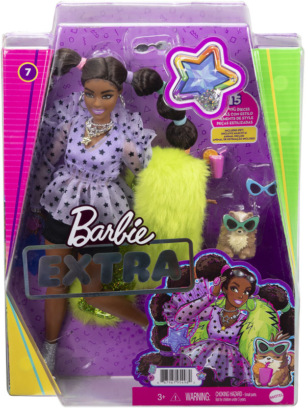 Wholesalers of Barbie Xtra Pigtails & Bobble Hair Ties toys