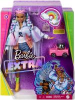 Wholesalers of Barbie Extra Rainbow Braids Doll toys image