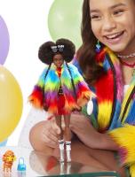 Wholesalers of Barbie Xtra Rainbow Coat Doll toys image 3