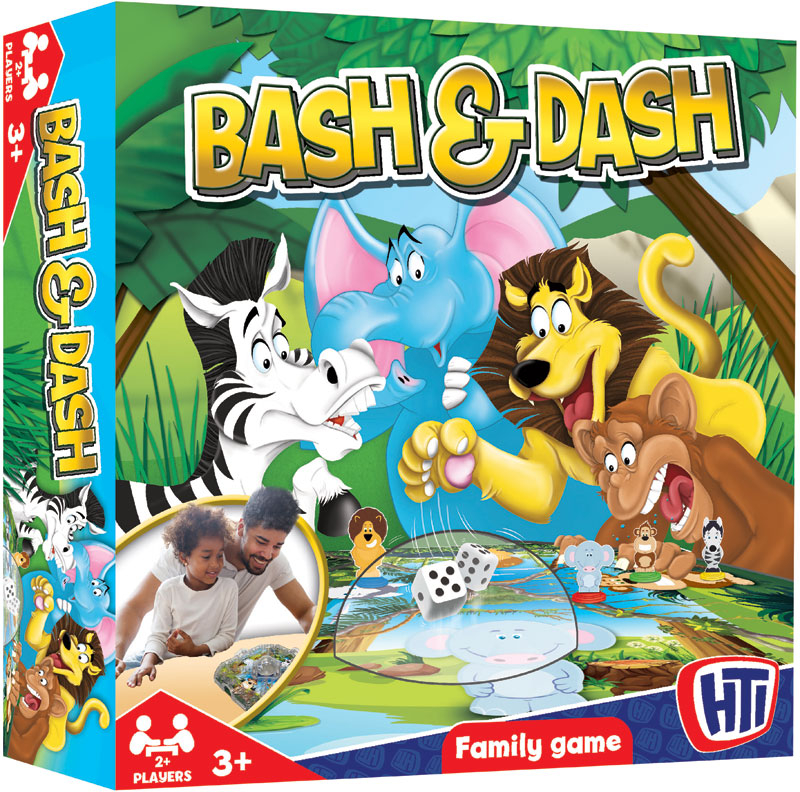 Wholesalers of Bash And Dash Game toys