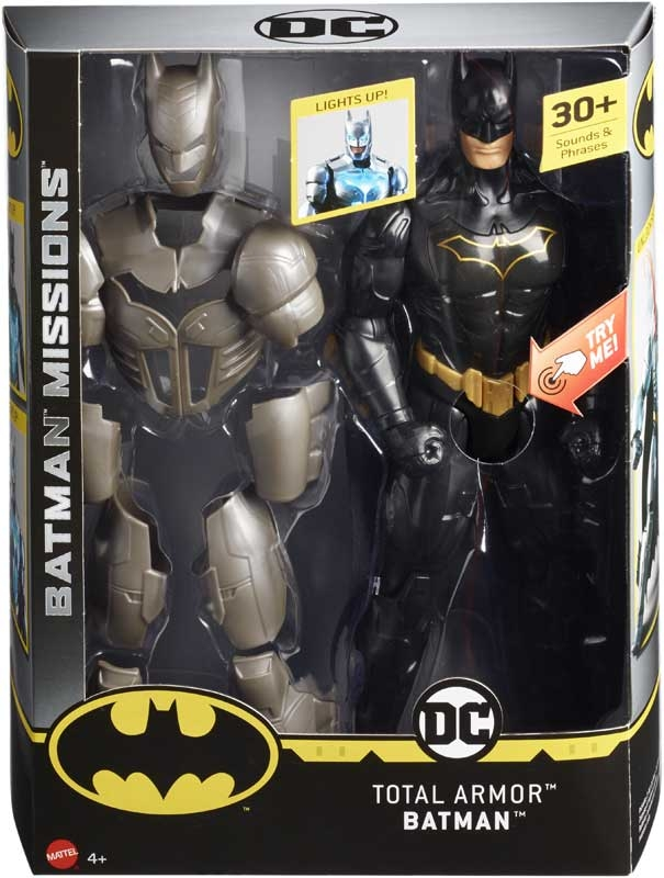 Wholesalers of Batman 12 Inch Lights & Sounds Figure toys
