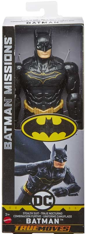 Wholesalers of Batman Stealth 12 Inch Figure toys