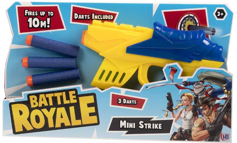 Wholesalers of Battle Royle Mini Strike toys