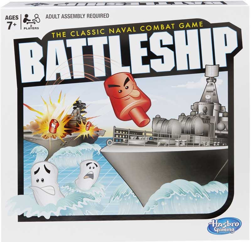 Wholesalers of Battleship toys