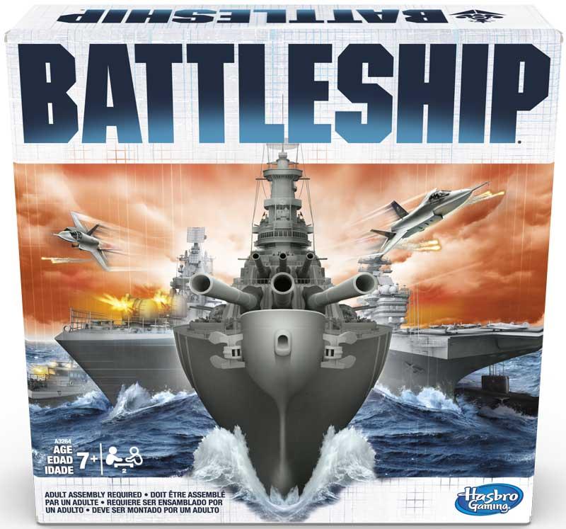 Wholesalers of Battleship toys