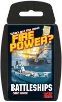 Wholesalers of Top Trumps - Battleships toys image