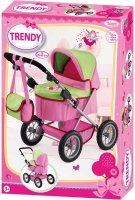 Wholesalers of Bayer Dolls Pram Trendy toys image