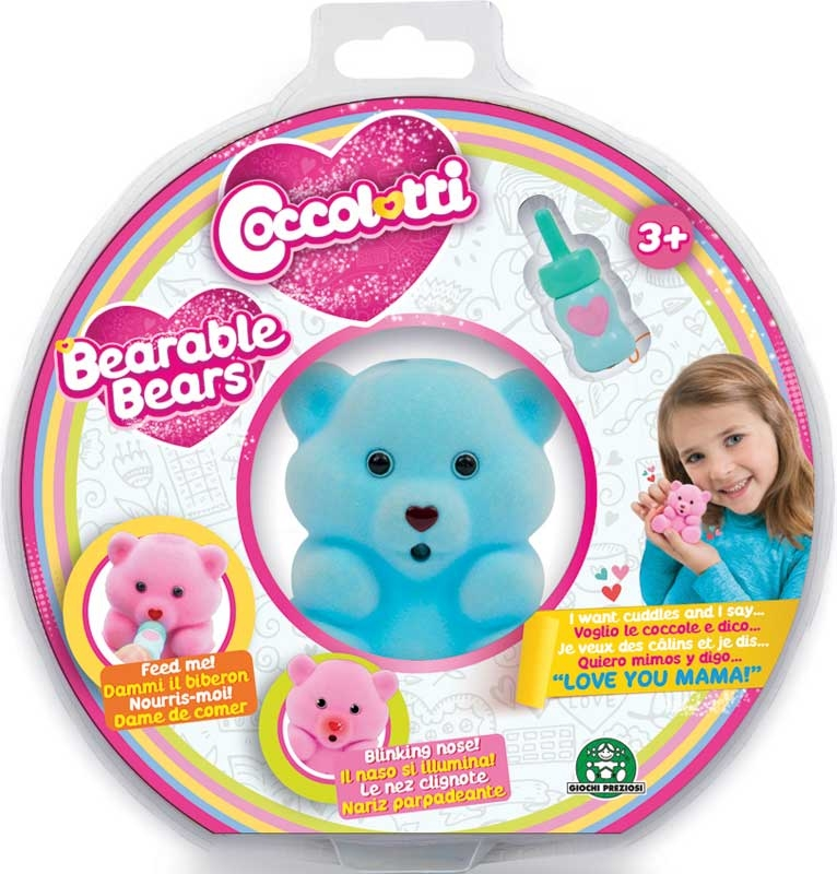 Wholesalers of Bearable Bears 6 Asst toys