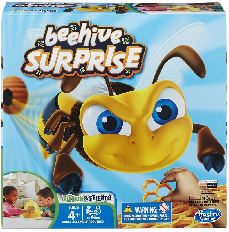 Wholesalers of Beehive Surprise toys