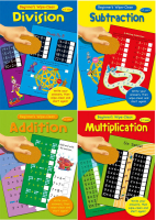 Wholesalers of Beginners Maths Wipe Clean Books toys image