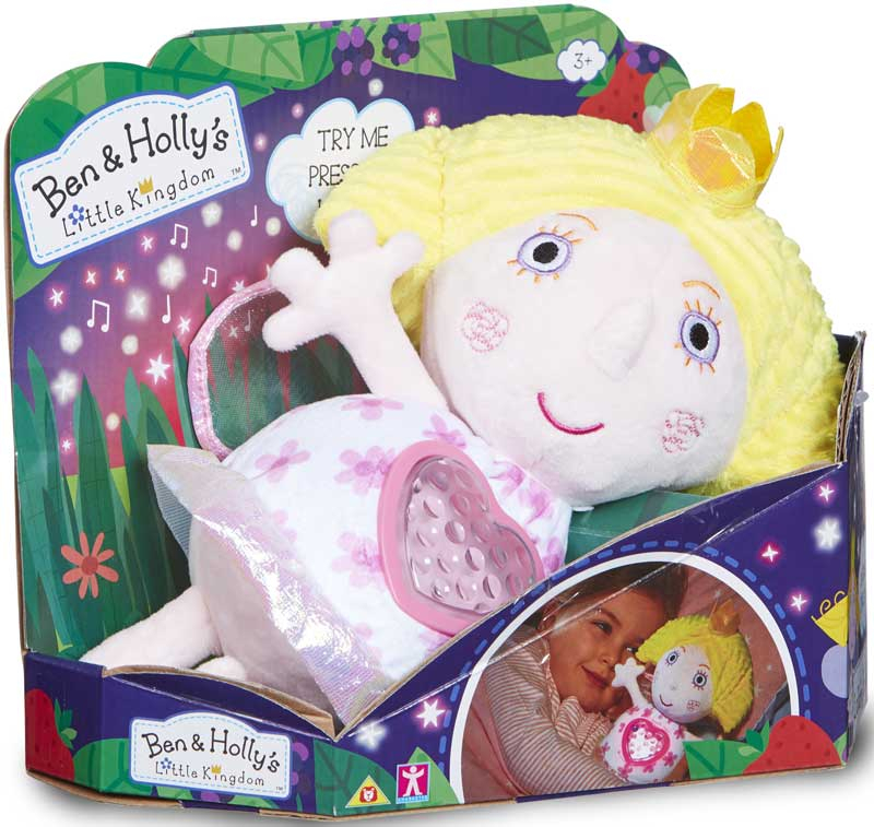 Wholesalers of Ben & Holly Lullaby Holly toys