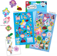 Wholesalers of Ben & Hollys Little Kingdom Assortment Pack Stickers toys image 2