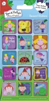 Wholesalers of Ben & Hollys Little Kingdom Reward Stickers toys image