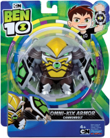 Wholesalers of Ben 10 Action Figure - Cannonbolt Omni Kix toys image