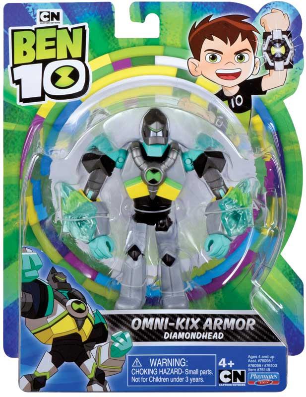 Wholesalers of Ben 10 Action Figure - Diamondhead Armor toys