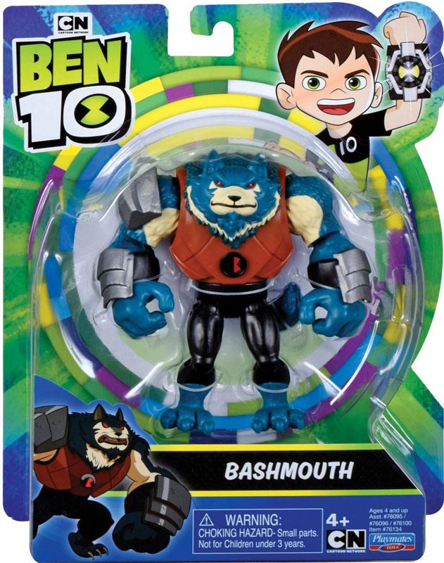 Wholesalers of Ben 10 Action Figure - Evil Alien Bashmouth toys