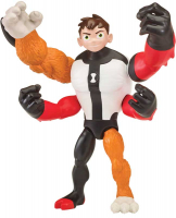 Wholesalers of Ben 10 Action Figure - Four Arms Omni Glitch toys image 2