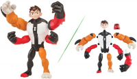 Wholesalers of Ben 10 Action Figure - Four Arms Omni Glitch toys image 3