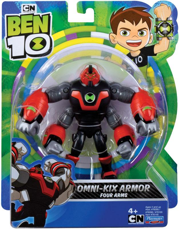 Wholesalers of Ben 10 Action Figure - Four Arms Omni Kix toys