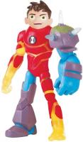 Wholesalers of Ben 10 Action Figure - Heatblast Omni Glitch toys image 2