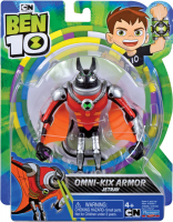 Wholesalers of Ben 10 Action Figure - Jetray toys image