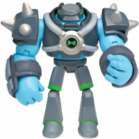 Wholesalers of Ben 10 Action Figure - Shock Armor toys image 2