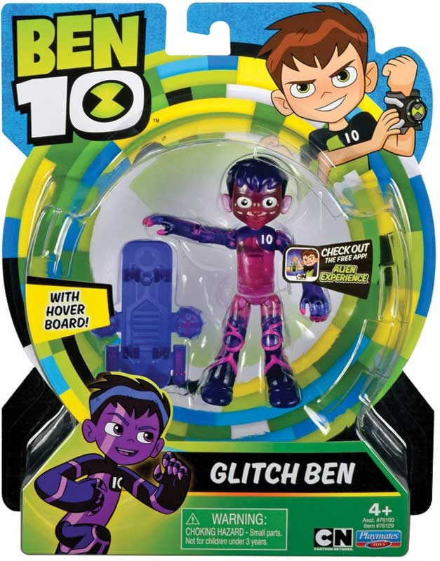 Wholesalers of Ben 10 Action Figures - Ben 10 Glitch toys