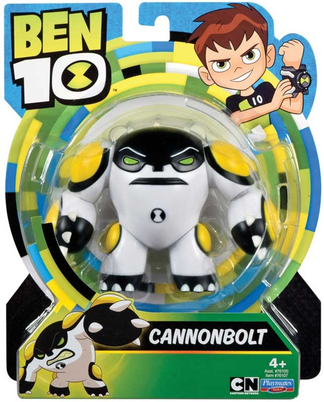 Wholesalers of Ben 10 Action Figures - Cannon Bolt toys