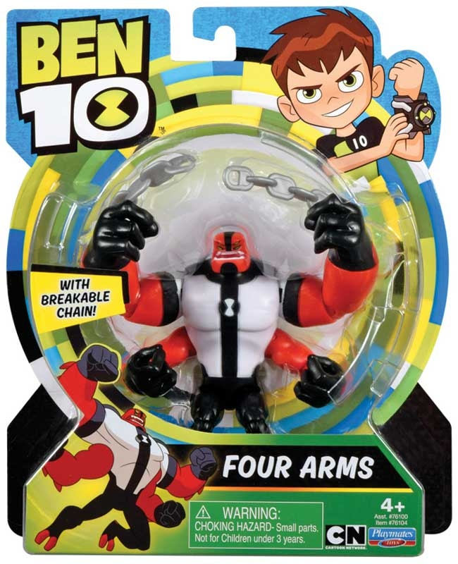 Wholesalers of Ben 10 Action Figures - Four Arms toys