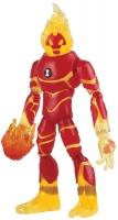 Wholesalers of Ben 10 Action Figures - Heatblast toys image 2