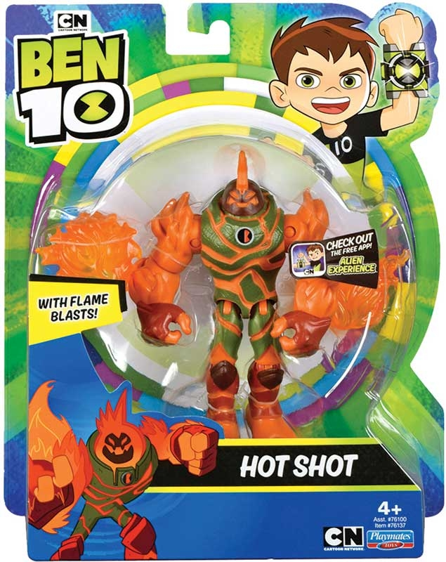 Wholesalers of Ben 10 Action Figures - Hot Shot toys