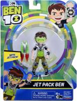 Wholesalers of Ben 10 Action Figures - Jetpack Ben toys image