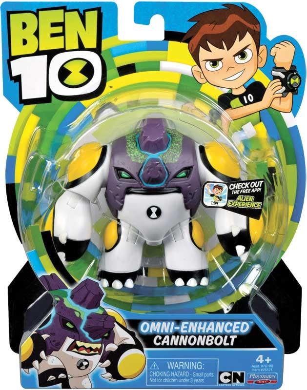 Wholesalers of Ben 10 Action Figures - Omni Enhanced Cannonbolt toys