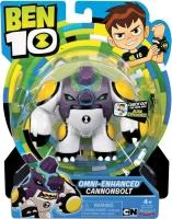 Wholesalers of Ben 10 Action Figures - Omni Enhanced Cannonbolt toys image