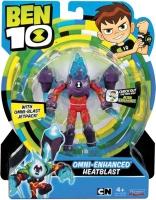 Wholesalers of Ben 10 Action Figures - Omni Enhanced Heatblast toys image