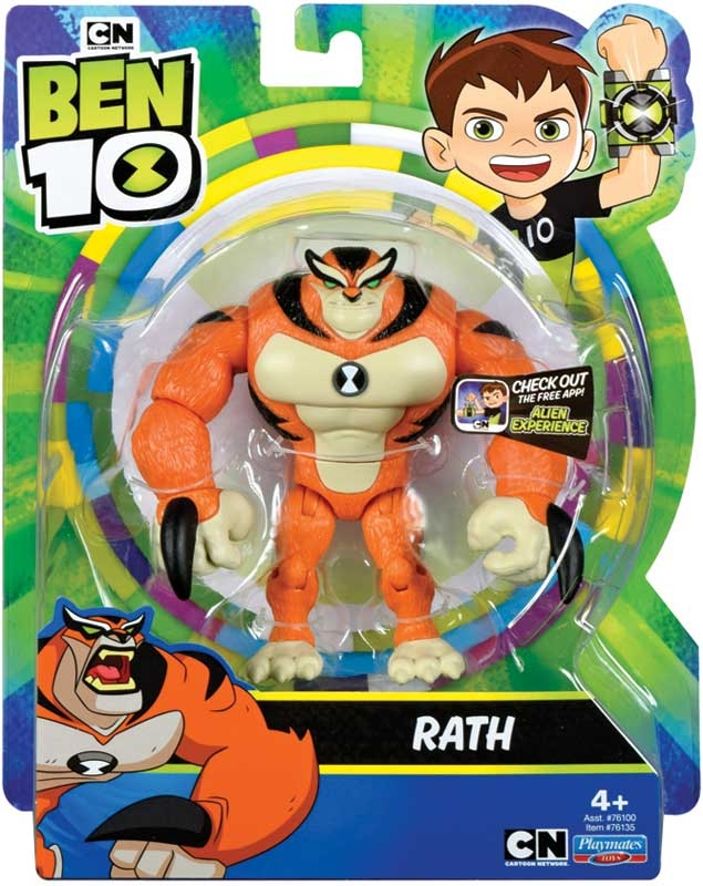 Wholesalers of Ben 10 Action Figures - Rath toys