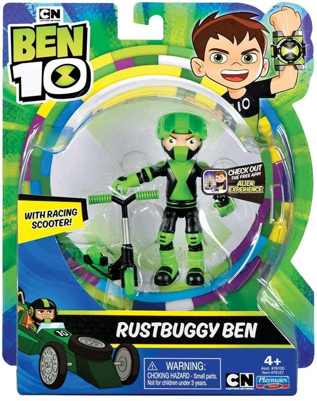 Wholesalers of Ben 10 Action Figures - Rustbuggy Ben toys