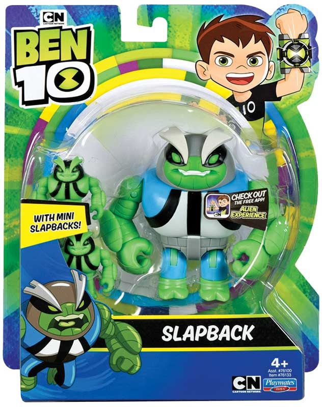 Wholesalers of Ben 10 Action Figures - Slapback toys