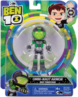 Wholesalers of Ben 10 Action Figures - Space Armor Ben toys image