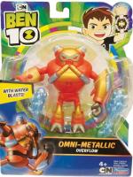 Wholesalers of Ben 10 Action Figures Asst - Metallic Theme toys image 2