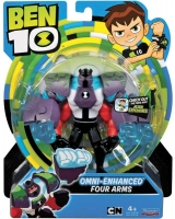 Wholesalers of Ben 10 Action Figures Asst Wave 6 toys image