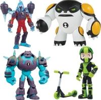 Wholesalers of Ben 10 Action Figures Asst Wave 7 toys image 4