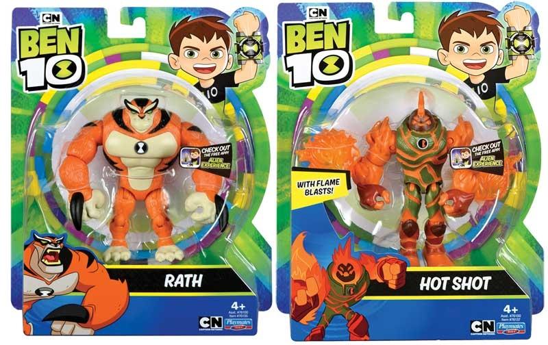 Wholesalers of Ben 10 Action Figures Asst Wave 7 toys