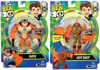 Wholesalers of Ben 10 Action Figures Asst Wave 8 toys image