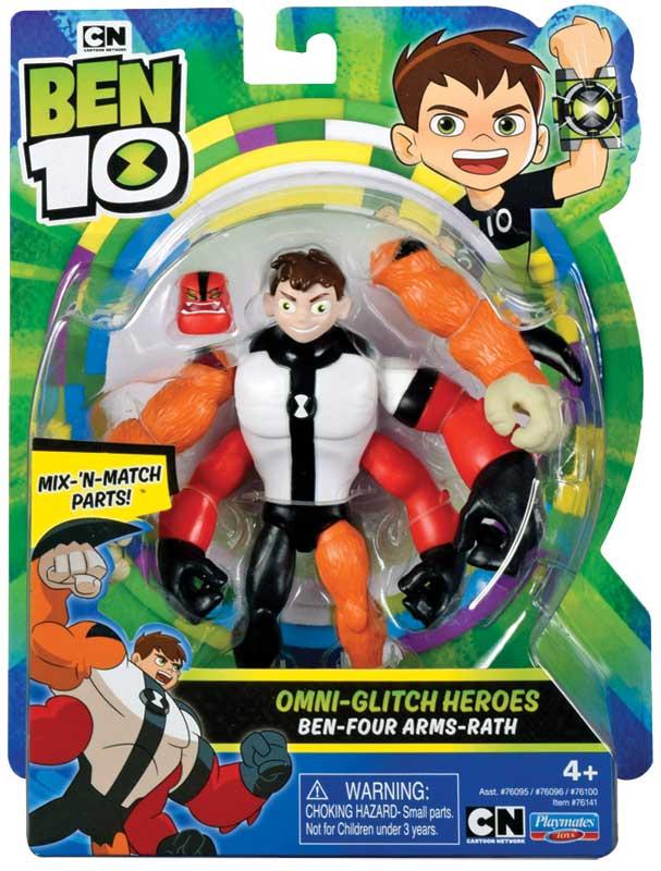 Wholesalers of Ben 10 Action Figures Asst Wave 9 toys