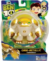 Wholesalers of Ben 10 Action Figures Metallic Theme - Cannonbolt toys image