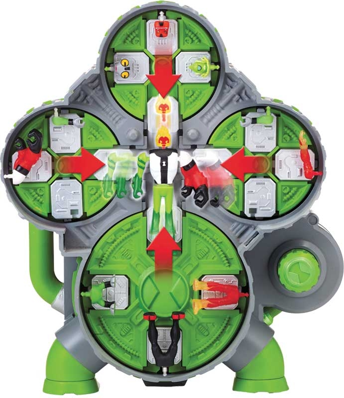 Wholesalers of Ben 10 Alien Creation Chamber toys