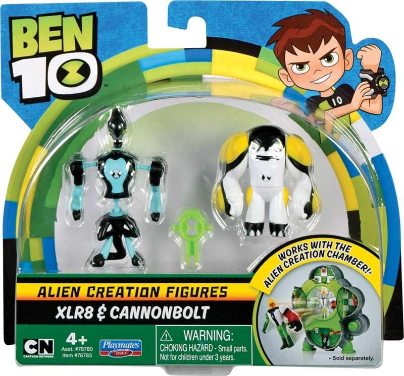Wholesalers of Ben 10 Alien Creation Mini Figures 2 Pack Asst toys