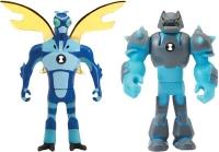 Wholesalers of Ben 10 Alien Creation Mini Figures 2 Pack Asst toys image 2